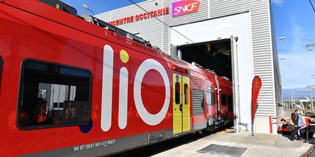 En 2020, Près 92 % des trains liO, le service public des transports de la Région Occitanie, ont été à l'heure.