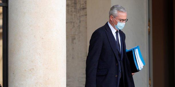Pour soutenir la trésorerie des entreprises pénalisées par le couvre-feu, le ministre avait déjà annoncé hier, jeudi 15 octobre, que l'octroi par les banques des PGE, qui a déjà permis de distribuer 120 milliards d'euros, serait prolongé de six mois, jusqu'en juin 2021 au lieu du 31 décembre 2020.