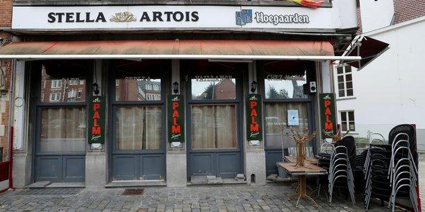 Coronavirus: couvre-feu et fermeture des restaurants en belgique[reuters.com]
