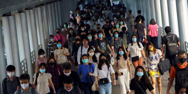 Coronavirus: premiers cas locaux en plus d'un mois en thailande[reuters.com]