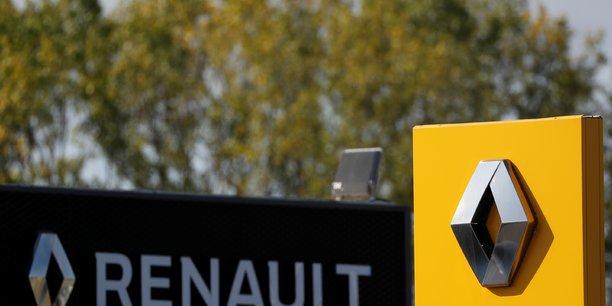 Le site de Douai sera dédié à la production de batteries électriques pour notamment la Mégane eVision mais aussi la R5 électrique.