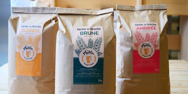 Maltivor est actuellement en capacité de produire 200 kilos de farine par jour et vise à quadrupler ce chiffre.