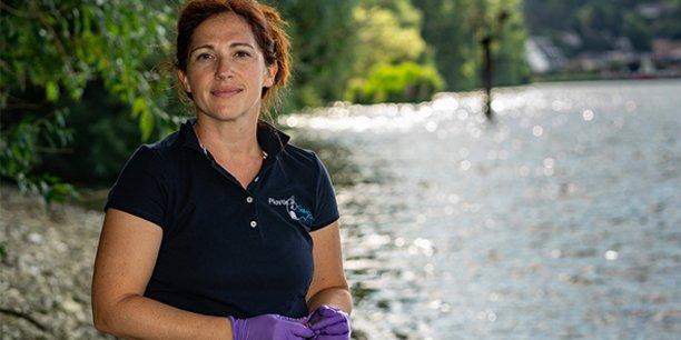 Anne-Leila Meistertzheim, P-dg de Plastic@Sea.