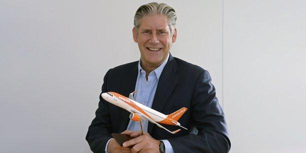Johan Lundgren, directeur général d'EasyJet.