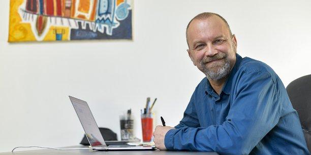 Avec Opquast, Elie Sloïm dirige une entreprise entièrement en télétravail depuis sa création en 2000.