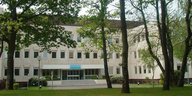Le siège orléanais de Sandvik Machining Solutions.