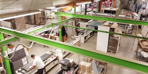Dans les mois qui viennent, le Groupe Laisné prévoit de diversifier ses produits et ses services avec notamment la création d'autres types de meubles, comme les rangements.