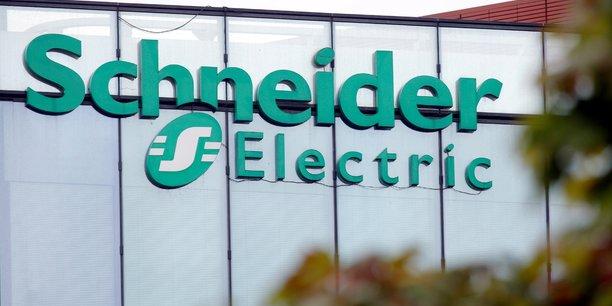 Schneider electric est a suivre a paris[reuters.com]
