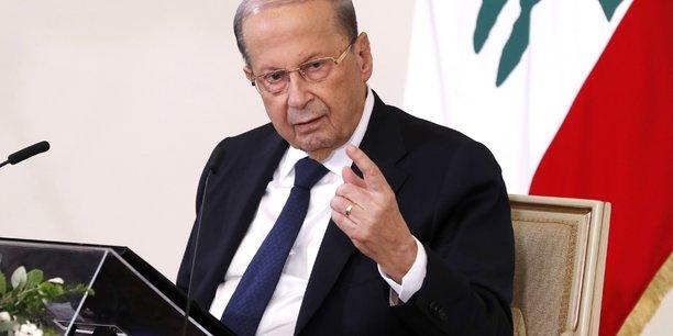 Le liban engage des consultations sur un nouveau premier ministre[reuters.com]