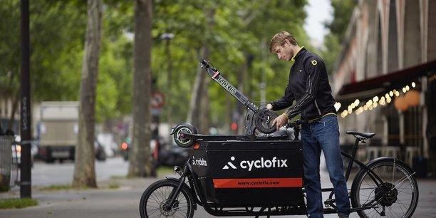 Décathlon séduit par Cyclofix, start-up de la réparation de vélo