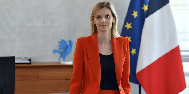 """Hydrogène : """"La France a de quoi rivaliser avec la Chine"""", Agnès Pannier Runacher"""