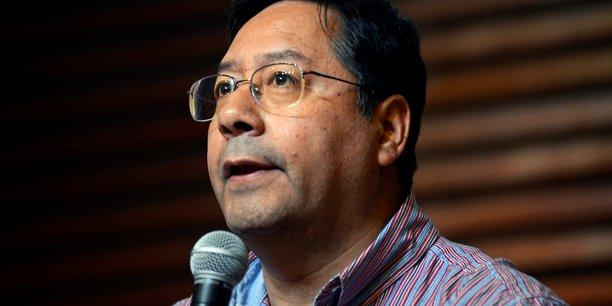 Bolivie: arce s'engage a reconstruire le pays[reuters.com]