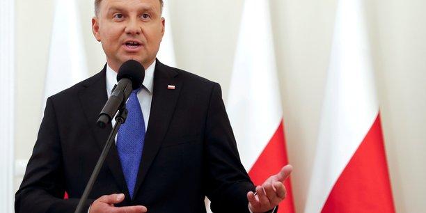 Le president polonais positif au coronavirus, swiatek en quarantaine[reuters.com]