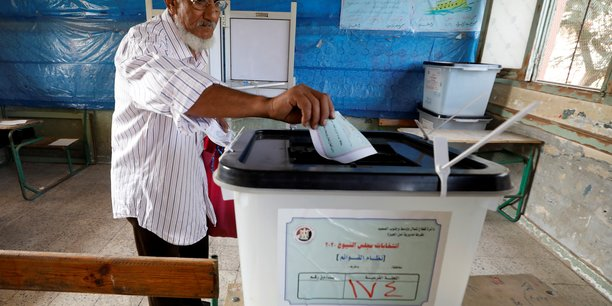 Les elections legislatives commencent en egypte[reuters.com]