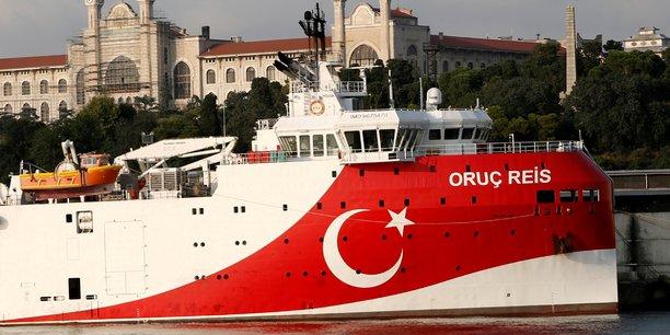 La turquie poursuit son exploration en mediterranee orientale[reuters.com]