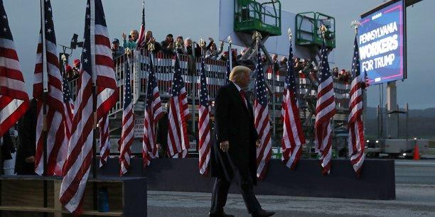 Usa 2020 : trump et biden courtisent les electeurs en pennsylvanie[reuters.com]