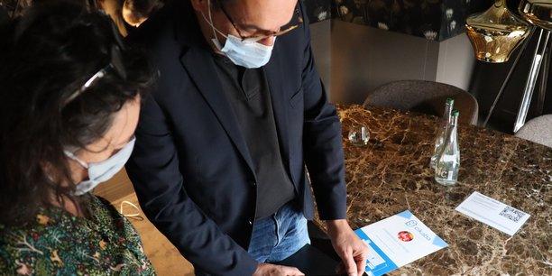 Le carnet de rappel numérique, tel qu'imaginé par Cikaba, pourrait bien devenir un nouvel outil dans l'univers de l'hôtellerie restauration post-confinement.