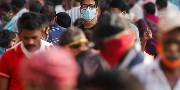 Coronavirus: l'inde recense plus de 8 millions de cas de contamination[reuters.com]