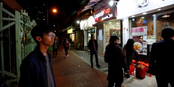Le militant hongkongais tony chung poursuivi pour secession[reuters.com]
