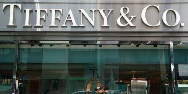 Accord tiffany-lvmh pour reduire le prix d'achat de l'americain[reuters.com]