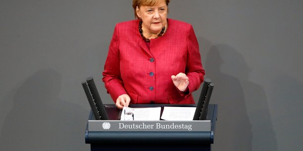 Merkel s'en prend a ceux qui minimisent les risques du coronavirus[reuters.com]