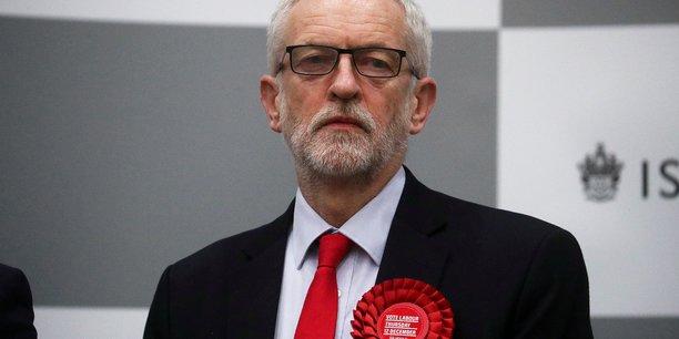 Jeremy corbyn exclu du parti travailliste apres un rapport sur l'antisemitisme[reuters.com]
