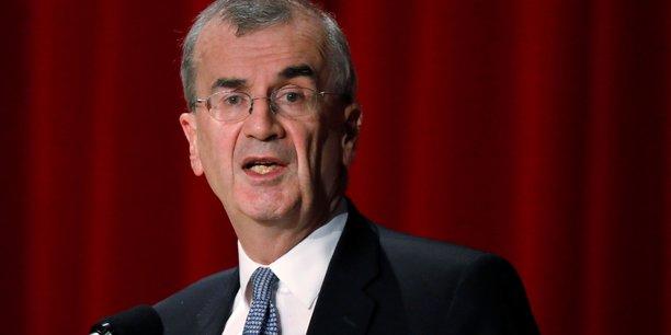 L'economie francaise va encore se contracter au t4 avec le coronavirus, selon villeroy de galhau[reuters.com]