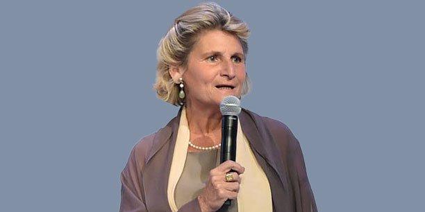 Osons, partageons, engageons-nous !, Chiara Corazza, directrice Générale du Women's Forum for the Economy & Society