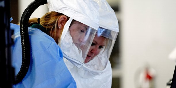 Coronavirus: record du nombre de nouveaux cas aux etats-unis[reuters.com]