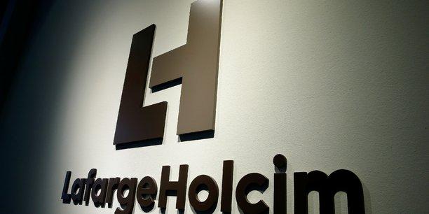 Lafargeholcim s'attend a une poursuite de la reprise dans la construction[reuters.com]