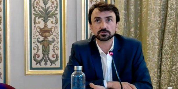Grégory Doucet s'est engagé à tenir un point presse chaque semaine en visioconférence afin de faire un point d'étape sur la gestion de la crise sanitaire.
