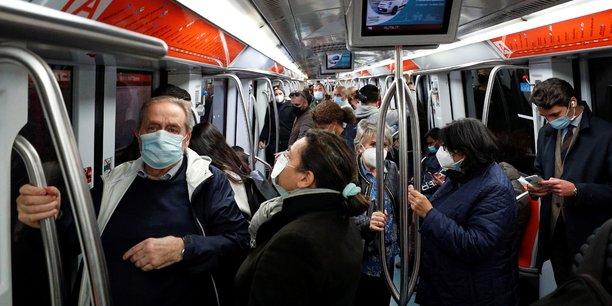 Coronavirus: l'italie signale un record de plus de 31.000 nouveaux cas[reuters.com]