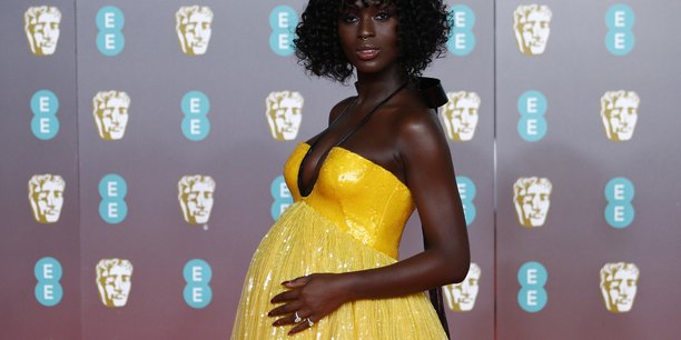 L'actrice noire jodie turner-smith interpretera anne boleyn, femme d'henry viii[reuters.com]