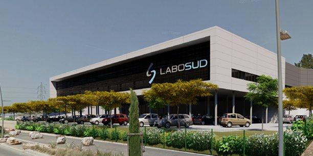 Le nouveau siège de Labosud à Montpellier.