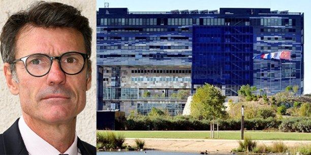 Olivier Nys est le DGS Ville et Métropole de Montpellier depuis la mi-septembre