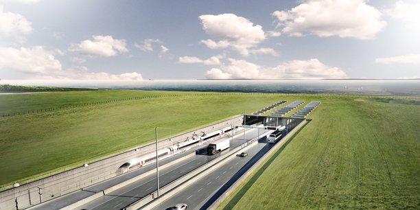 Photo d'illustration. Le tunnel devrait être opérationnel mi-2029.