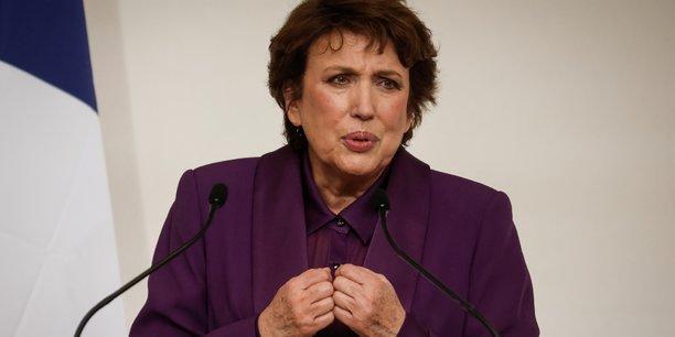 La ministre de la Culture, Roselyne Bachelot.