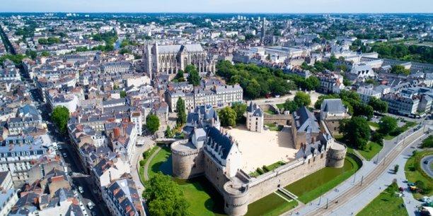 A Nantes, la croissance a été particulièrement significative (+6,5%), selon le réseau Laforêt.