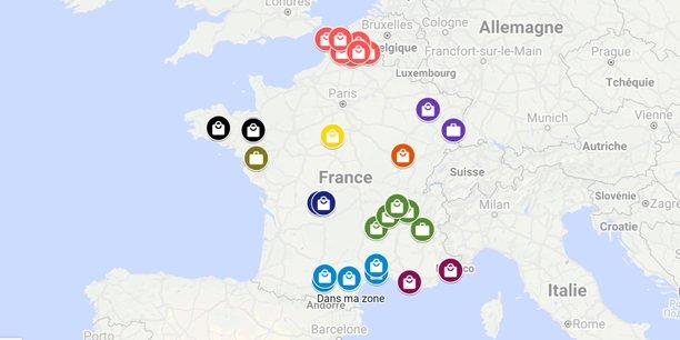 Les Amazon locaux se multiplient aux quatre coins de la France.