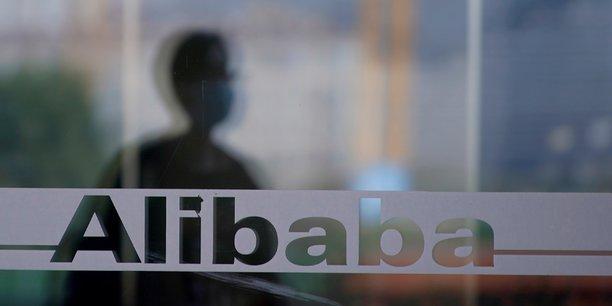 Carton plein pour alibaba pour la fete des celibataires[reuters.com]