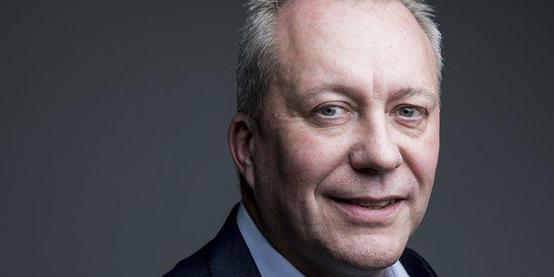 Patrick Blethon, CEO du groupe Saur.