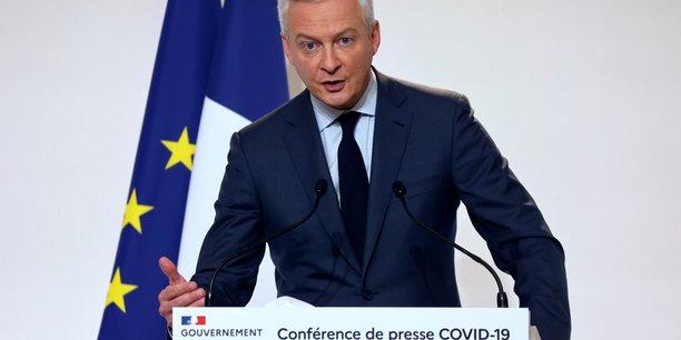 France: credit d'impot pour les bailleurs renoncant au loyer des commerces fermes, annonce le maire[reuters.com]