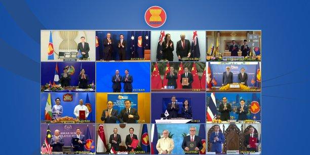 Le sommet virtuel de l'ASEAN a abouti à la signature d'un accord historique.