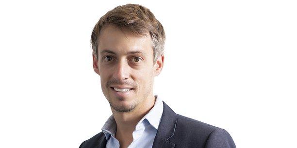 Antoine Laurent a quitté la région parisienne pour installer son entreprise en Touraine.