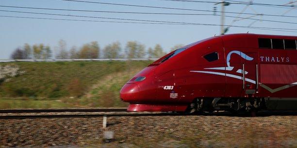 Après une chute inédite de son activité en 2020, la compagnie ferroviaire Thalys vient de trouver 210 millions d'euros de financement auprès de cinq banques européennes.