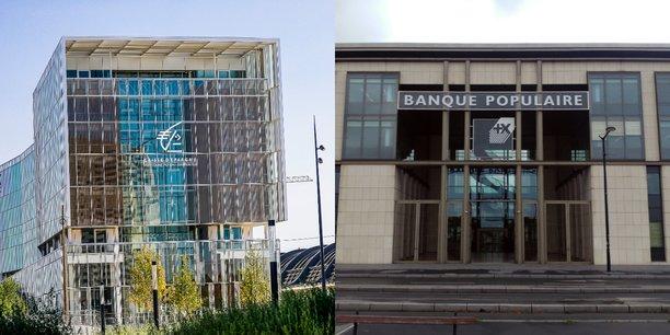 La Caisse d'épargne Aquitaine Poitou Charente et la Banque populaire Aquitaine Centre Atlantique débloquent une enveloppe conjointe de 20 millions d'euros pour soutenir leurs clients entreprises.
