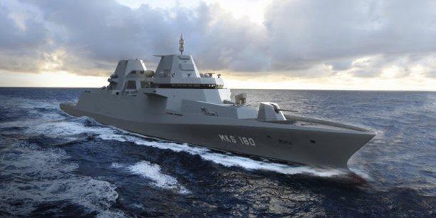 Cet important contrat conforte notre position de leader mondial dans l'intégration des systèmes navals, a fait valoir Patrice Caine, cité dans le communiqué.