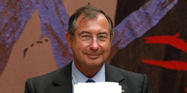 Martin Bouygues, le chef de file de Bouygues Telecom.