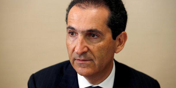 Patrick Drahi, le fondateur et propriétaire d'Altice Europe.