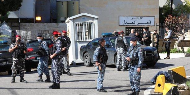 Evasion massive d'une prison libanaise, cinq detenus se tuent dans un accident de la route[reuters.com]